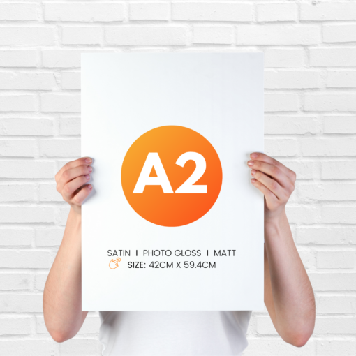 A2 Poster Printing London