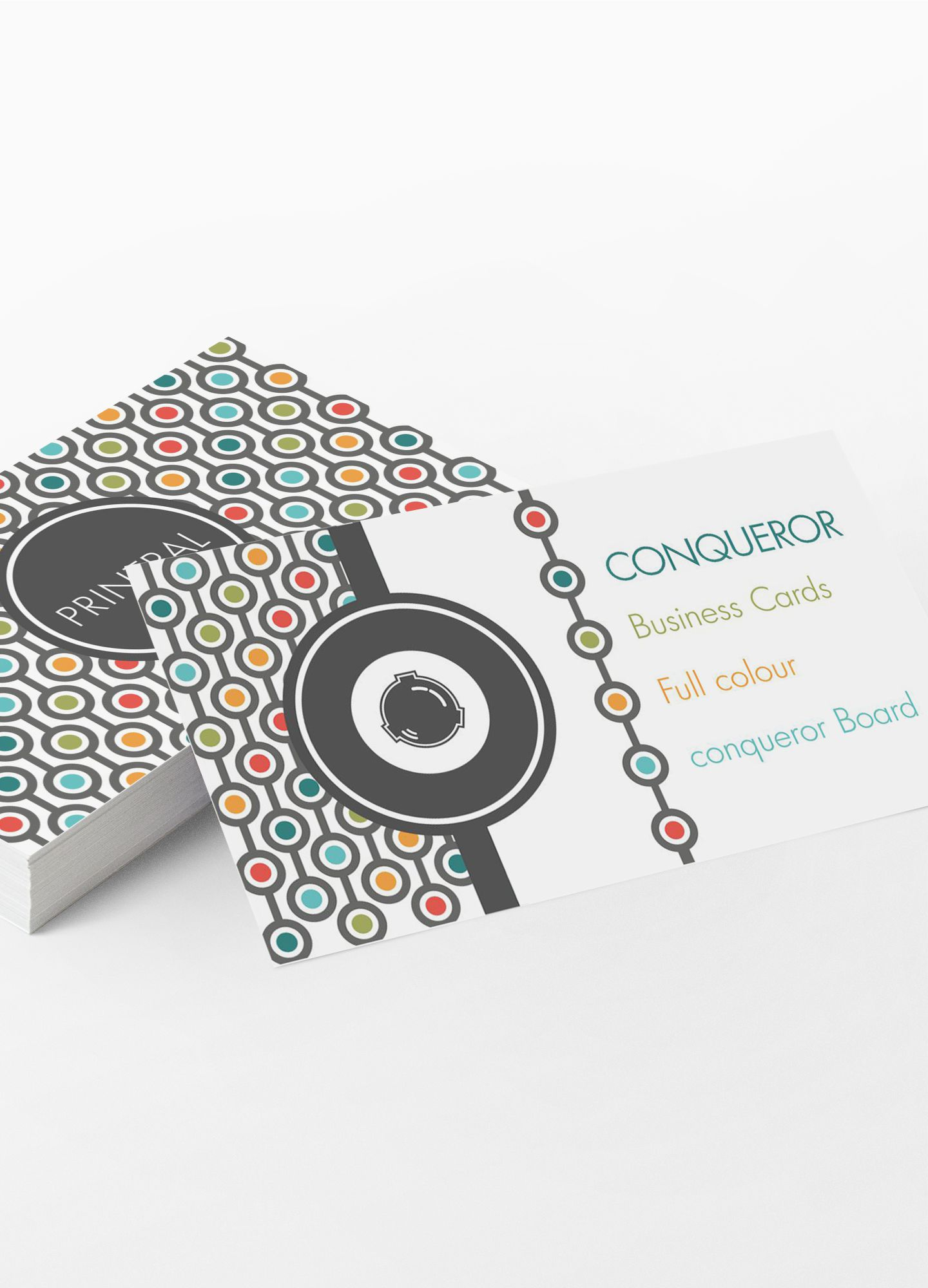 Conqueror Business Cards – London Poster Printing